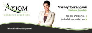 Shelley Tourangeau - Email Signagure